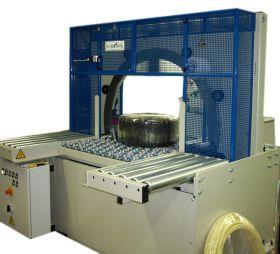 BSB 100 SX voor het verpakken van ronde ladingen