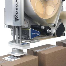 De Videojet 9950 met Tamp : een minimum onderdelen, een maximum uptime