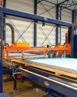 Volautomatische omsnoeringsmachine voor staalband