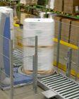 Palletwikkelmachine met gesofisticeerd voorreksysteem