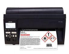 labelprinter GHS-etikettering