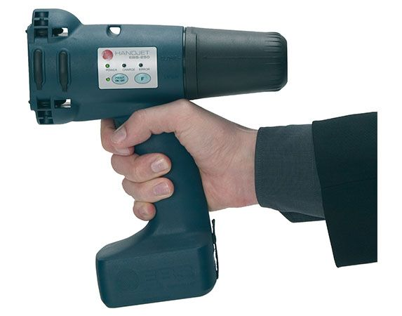 Handjet EBS-250 imprimante à jet d'encre portable