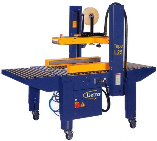 Dozensluitmachine met automatische formaatinstelling