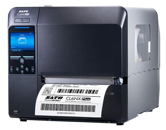 Sato CL6NX Plus: modern, innovatief, robuust