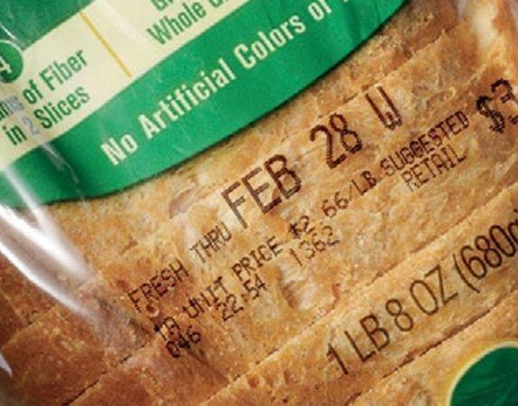 Example d'impression sac de pain