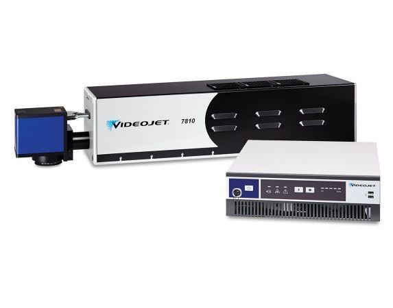 Videojet 7810 laser uv
